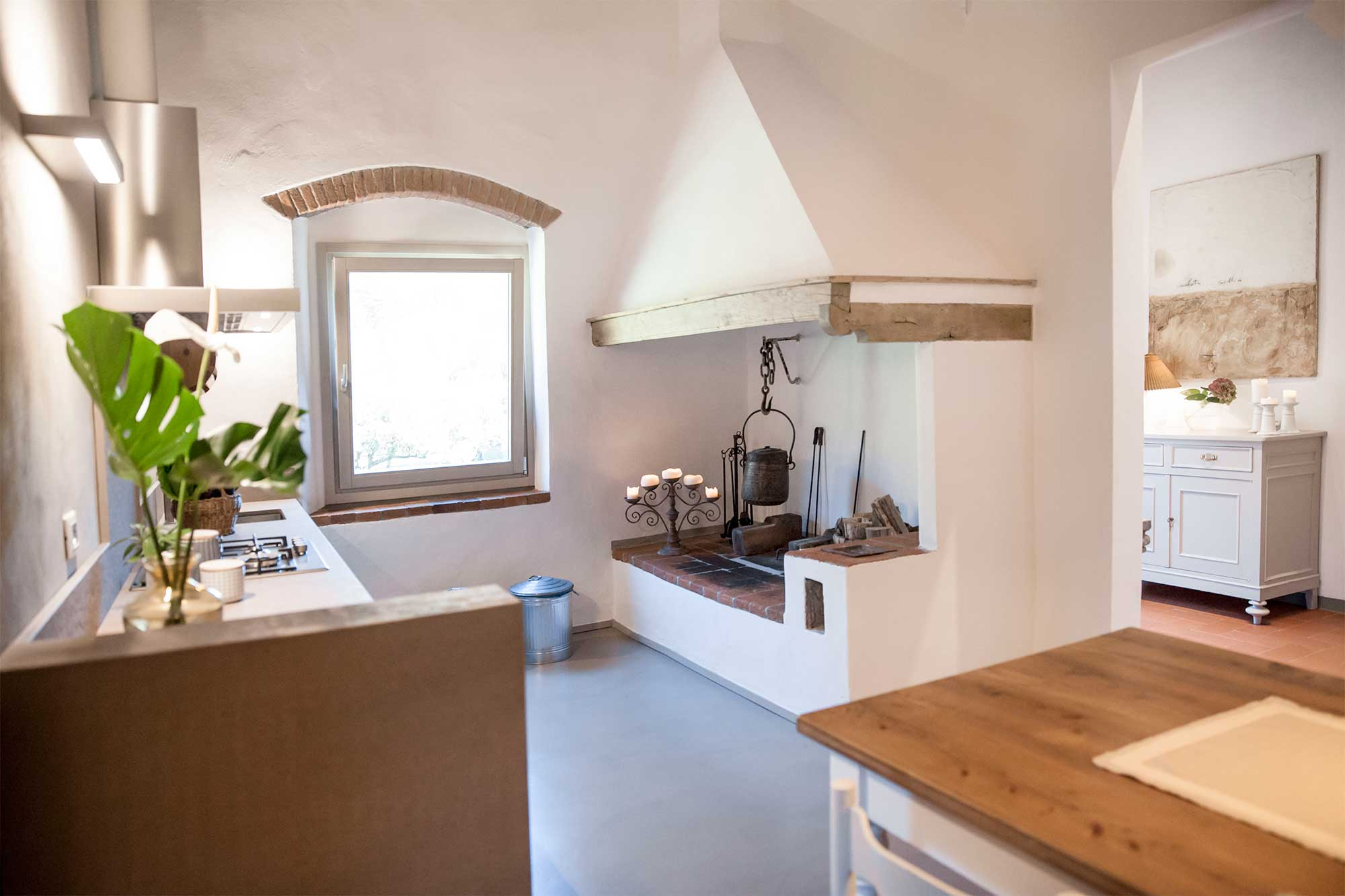 Visione cucina - Studio YtArch | Marco Forcelli e Letizia Pietraperzia